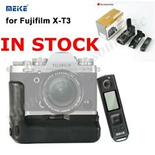 Meike   MK-XT3 Pro Battery Grip with 2.4G Wireless Remote for Fujifilm Fuji X-T3