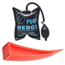 Car Air Pump Wedge Inflatable Hand Pump Car Door Window Shim Entry Open Tool Kit