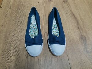 woman's pinsels slip on shoes from NEXT size 6.5