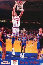 POSTER NEW YORK KNICKS TEAM LEADERS #1 1993    # RC22 A NBA BASKETBALL