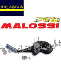 7480 SILENCIEUX MALOSSI POWER ÉCHAPPEMENT BLACK SOUND VESPA 125 150 COSA LML