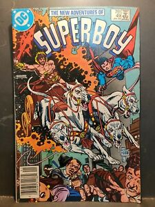 DC Comics Superboy #49 January 1984