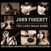 "JOHN FOGERTY ""LONG ROAD HOME-THE ULTIMATE..."" CD NEU!!!"
