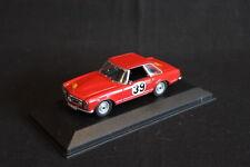 Minichamps Mercedes-Benz 230 SL 1963 1:43 #39 Böhringer / Hermann (JS)