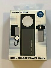 Blackfin Dual Charge Power Bank - Charge Apple Watch & Other Electronics - New