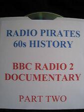 BBC Radio 2 Pirate Radio 60s Documentary Part 2/Offshore Radio