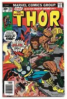 Bronze Age 1976 The Mighty Thor Comic 252 from Marvel Comics Ulik
