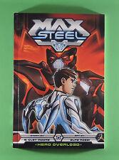Max Steel: Hero Overload (Viz, January 2014)