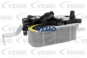 VEMO Ölkühler Motoröl Motorölkühler V20-60-0052