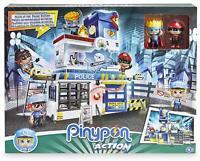 Pinypon Action Trampas En La Comisaría Policías Ladrones Alarma con sonido y Luz