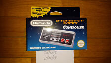 gamepad mando Nintendo NES Classic Edition Mini NES ORIGINAL boxed