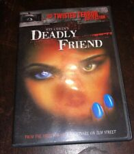 Deadly Friend (DVD) Wes craven