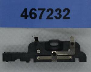 N Fleischmann Drehgestellblock hinten 467232