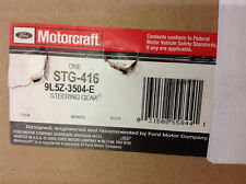 Ford Motorcraft STG-416 9L5Z-3504-E GEAR ASY - STEERING ONE New