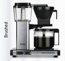 Moccamaster KBG 741 AO coffee filter machine