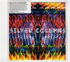(GT99) Silver Columns, Yes And Dance - DJ CD