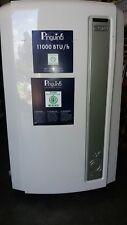 De Longhi Klimagerät Typ PAC AN112 Silent Klima Kühl Anlage weiß DeLonghi