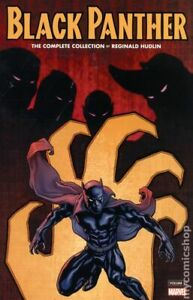 Black Panther TPB By Reginald Hudlin The Complete Collection #1-1ST FN 2017