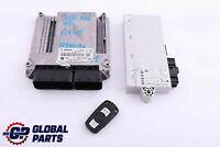 BMW 1 3 Series 1 E87 E90 N46 118i 318i ECU Kit DME CAS2 Key 7565300 Manual