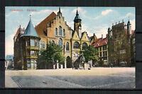 Ansichtskarte - Hildesheim - Rathaus - 1912