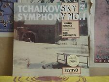 TCHAIKOVSKY WINTER REVERIES, MARKEVITCH - HOLLAND LP 6570 160