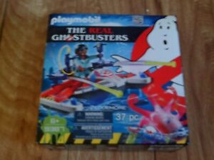 Playmobil The Real Ghostbusters Zeddemore Set 9387