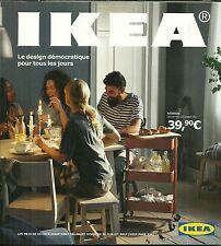CATALOGUE - IKEA 2017 FRANCE : DECORATION INTERIEURE IDEE MAGAZINE PUBLICITE PUB