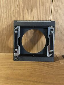 Near Mint Toyo Lens Board Adapter ( 45A II CF ) for Horseman lens board / JPN
