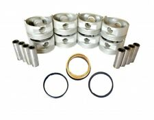SIZE 020 - Pistons & Rings Set Fits Ford Expedition Grand Marquis 4.6 L Romeo