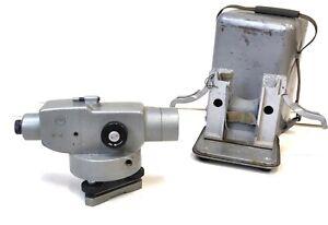Leitz Sokkisha B1 Precision Automatic Level, 69732 SN in Case