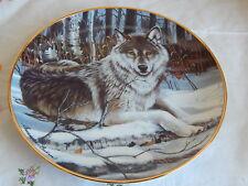 Night Watch Plate By Cassandra Graham