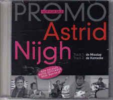 promotie cd singel Astrid Nijgh- De Misstap
