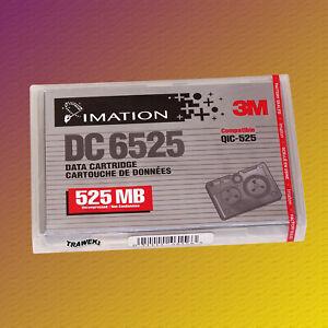 Imation DC 6525, QIC-525, Data Cartridge Datenband, NEU & OVP