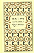 Jane-a-day 5 Year Journal by Potter Style