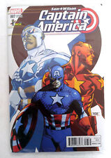 Marvel Comics Captain America #7 Comic-Con Box Excl Cover Variant Color Ver NM