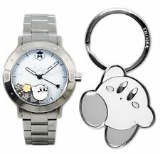 Hoshi no Kirby Limited 25th Anniversary Watch & Key ring Set Japan