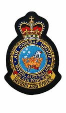 RAAF Air Combat Group Uniform Patch Crest New