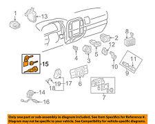 TOYOTA OEM 98-00 Land Cruiser-Ignition Lock Cylinder 8907360020