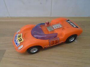 1960's Friction Car - Jimson Mclaren Elva - slot conversion? 1/24 Tamiya copy