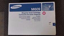 NEW Samsung CLT-M609S MAGENTA Genuine Toner Cartridge for CLP-770ND/775ND