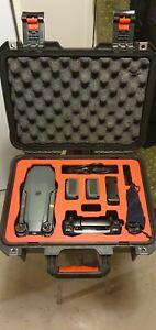 DJI Mavic Pro 4k Quadcopter Drone + CASE