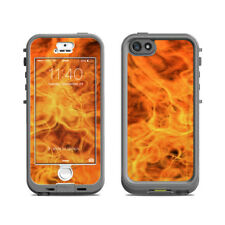 Skin for LifeProof Nuud iPhone 5S - Combustion - Sticker Decal