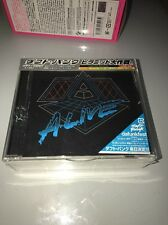 Music Live Cd New Daft Punk Alive 2007 Japan Edition With 2 Bearbrick 100 % Rare