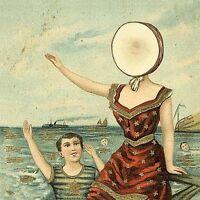 In the Aeroplane Over the Sea by Neutral Milk Hotel (Vinyl, Nov-2009, Merge)