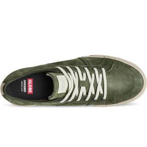 Globe Mens Surplus Shoes - Olive/Wolverine -SALE- UK 9