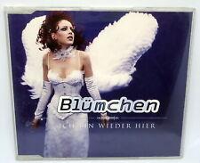 Blümchen - Ich bin wieder hier - 5 Tracks Maxi CD - Edel Records 1998