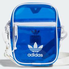 Adidas Tinted Festival Crossbody Bag Medium Blue