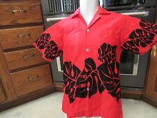 Mr. Kailua 1950's 1960's vintage Hawaiian Shirt Beach Party Go Go