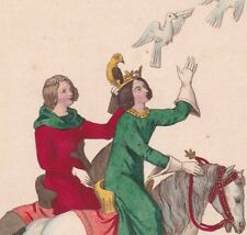 Scène de Chasse XIIIe siècle