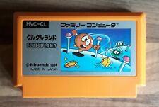 NES Famicom Clu Clu Land